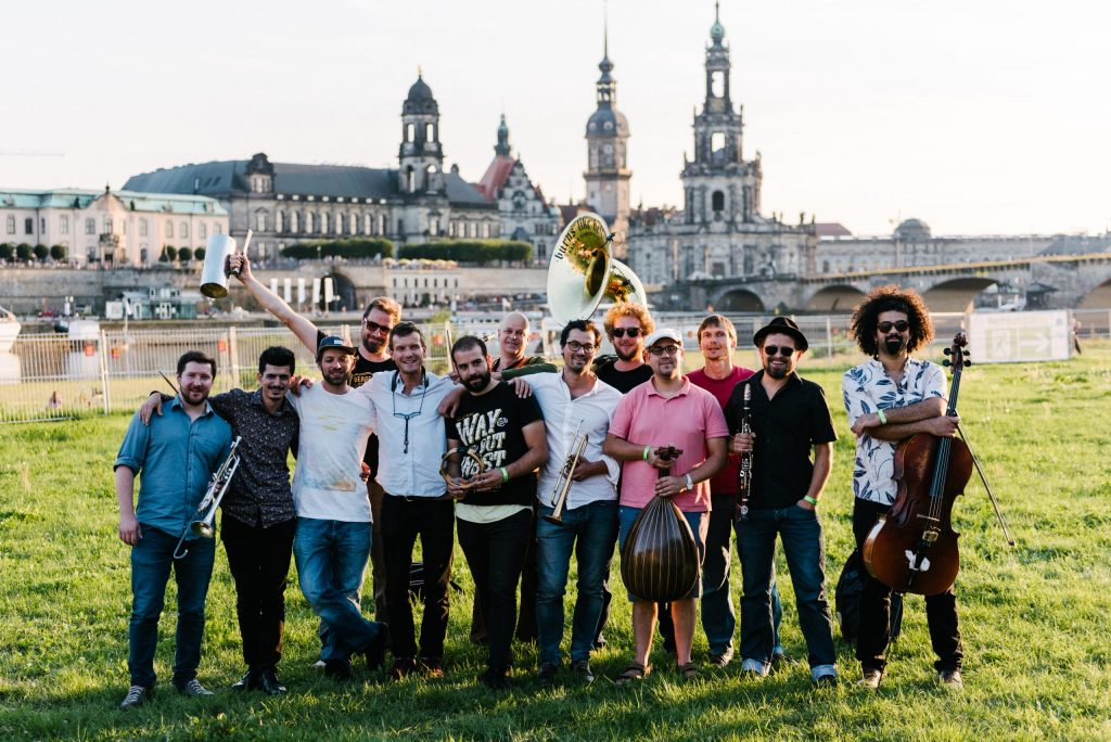 Banda Internationale, The Power of the Arts 2017, © Robert Rieger
