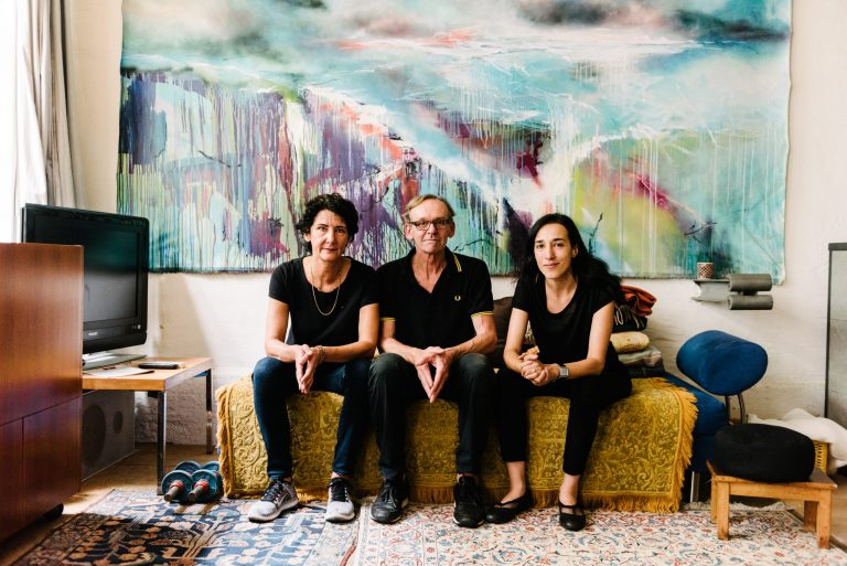 Gisela Zimmermann, Thomas Langhammer, Rûken Tosun © Robert Rieger