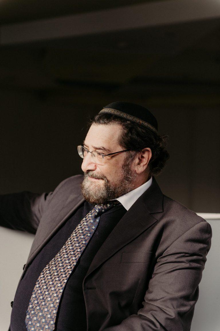 Rabbiner Dr. Moshe Navon © Robert Rieger