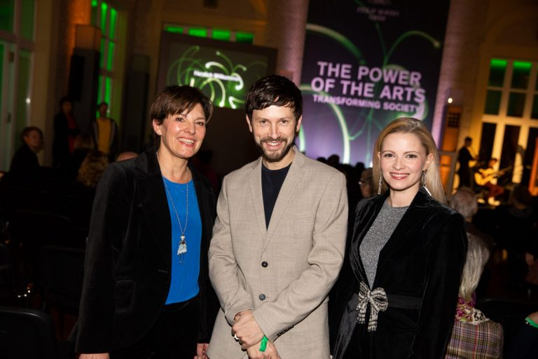 Elfie Buben, Franz Dinda und Jennifer Ulrich © Clemens Porikys