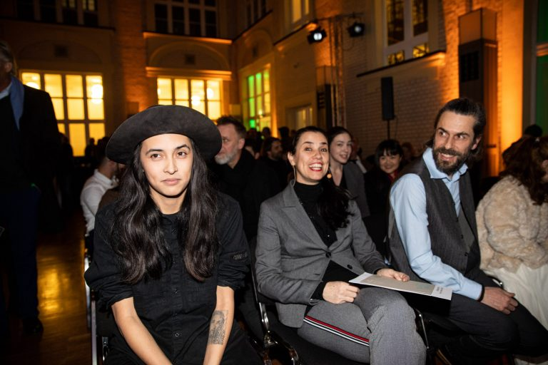 Diana Kinnert, Alexandra Georgieva, Gregory Darcy © Clemens Porikys
