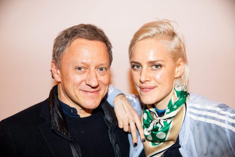 Axel Pape und Johanna Keimeyer © Clemens Porikys