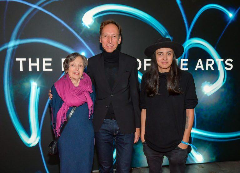 Jury members Erika Hoffmann, Dr. Hans-Joerg Clement and Diana Kinnert © Eva Oertwig
