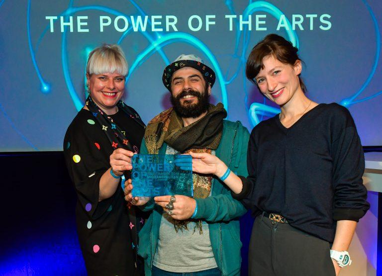 Awardees Migrantpolitan @ Eva Oertwig