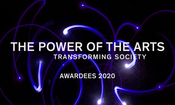 Honoring the awardees 2020